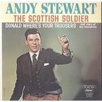 "Andy Stewart Sings ""The Scottish Soldier"" LP"