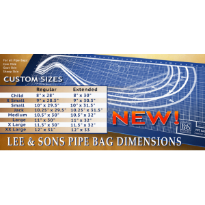 L&S bag sizes